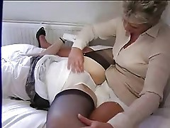 Girdle Appeal and Fingering Fun